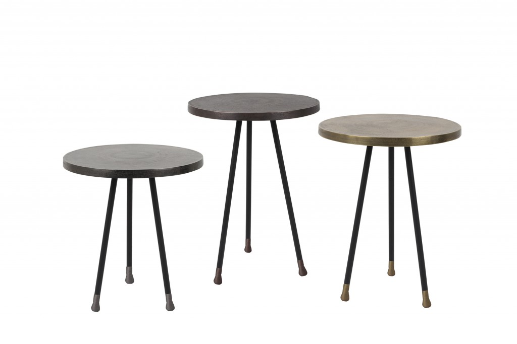 Alim Side Table (set Of 3)