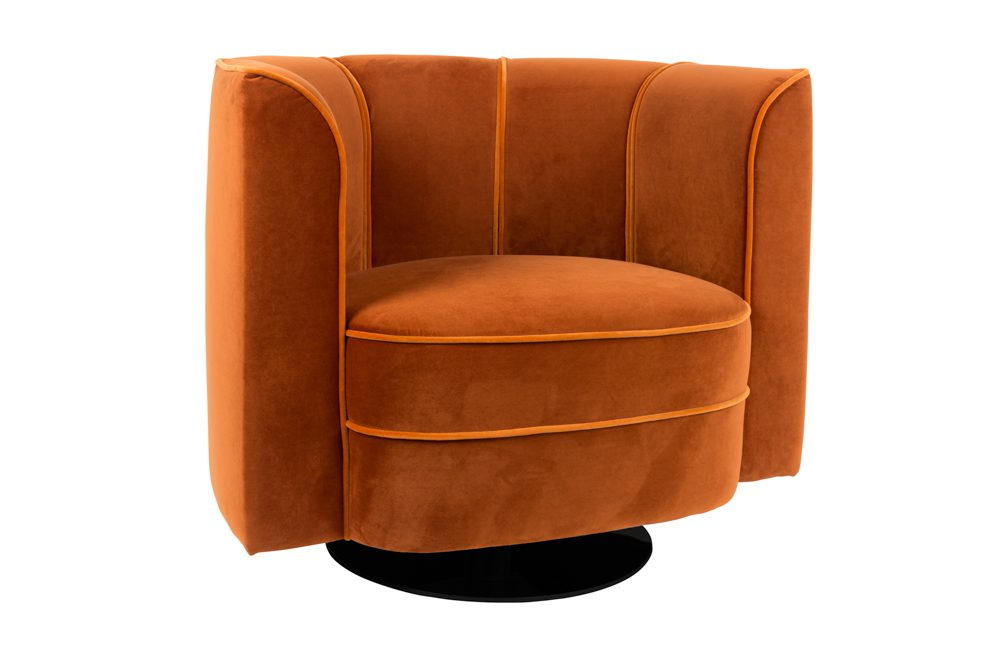 Flower lounge chair - Dutchbone