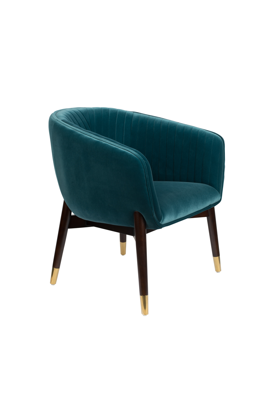 Dolly Lounge Chair Dutchbone