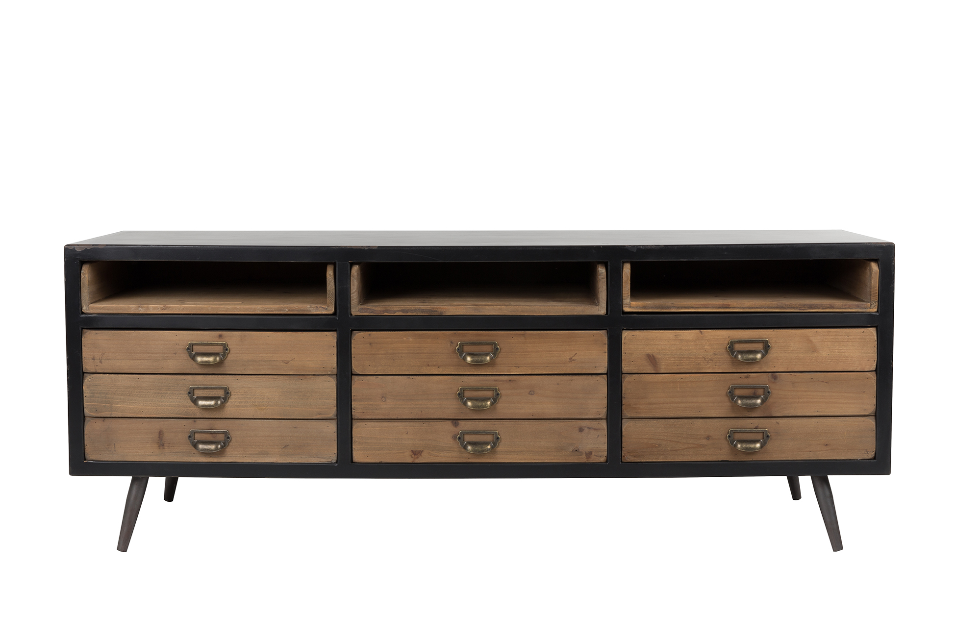 sol cabinet sideboard dutchbone. Black Bedroom Furniture Sets. Home Design Ideas